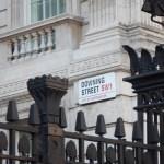 Bydliště britského premiéra v Londýně na Downing street číslo 10