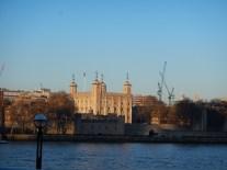 Londýnský hrad, pevnost a sídlo králů a vězení Tower