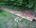 Motorová pila, uskladnění dřeva, fošny, prkna, schnutí dřeva, místní zdroje dřeva, truhlářské řezivo, stavební řezivo.