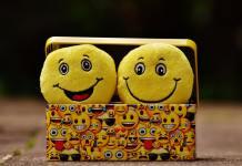 Smajlíci, smajlík, smailík, usměváček, radost, mezinárodní den štěstí, světový den štěstí