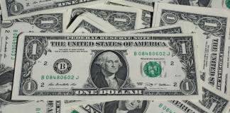 dolar, měna, peníze, dolary, amerika