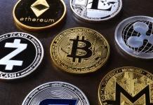 Kryptoměna, kryptoměny, digitální měny, online měna, Bitcoin (BTC), Litecoin (LTC), Ethereum (ETH), ZCash (ZEC) Monero (XRM).