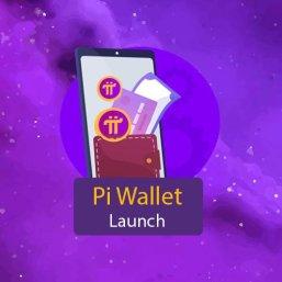 Pi Network, Pi Wallet, kryptoměna, krpyotměny,  peněženka na pi,
