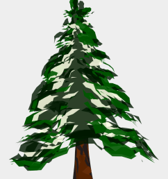 banner download pine trees with snow clipart winter pine tree clipart [ 920 x 1230 Pixel ]