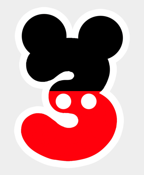small resolution of fiesta mickey mouse mickey mouse birthday mickey number 3 mickey mouse