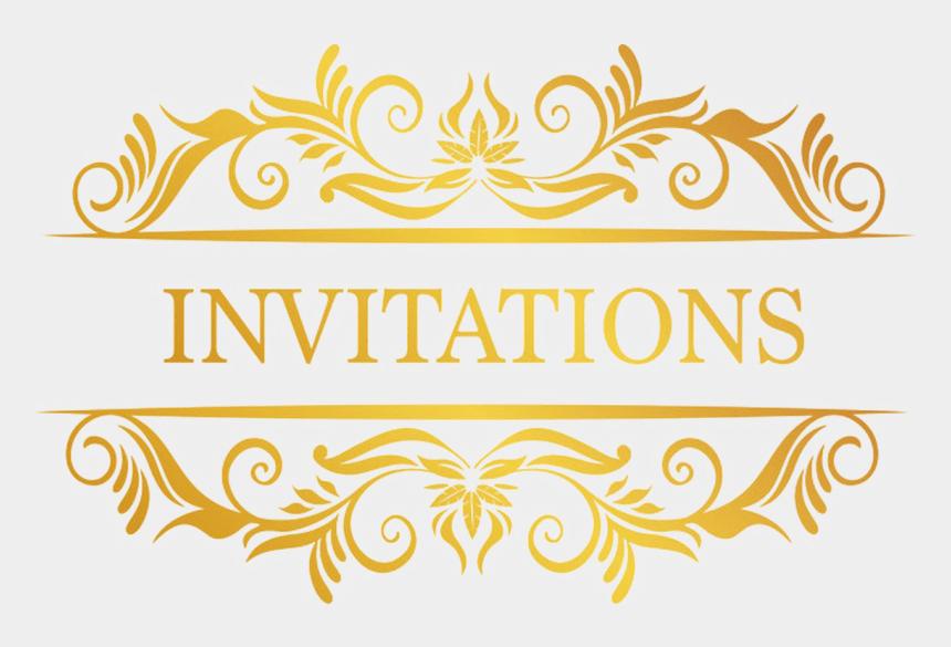 invitation logo design png cliparts