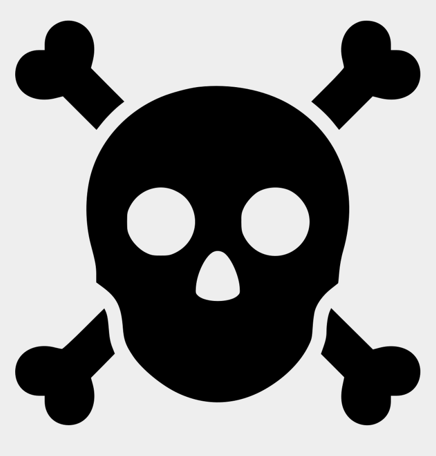 Crossbones Clipart Svg Skull Poison Png Cliparts Cartoons Jing Fm