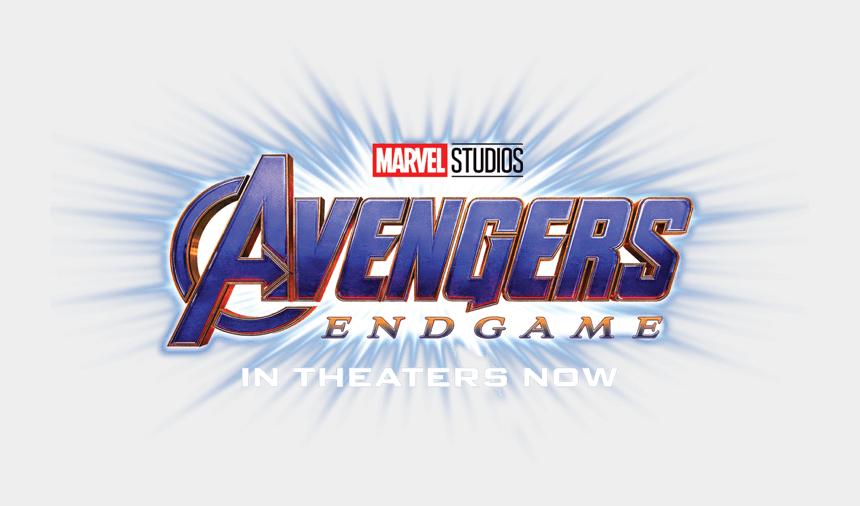 Download Logo Avengers Endgame Png - Logo Keren