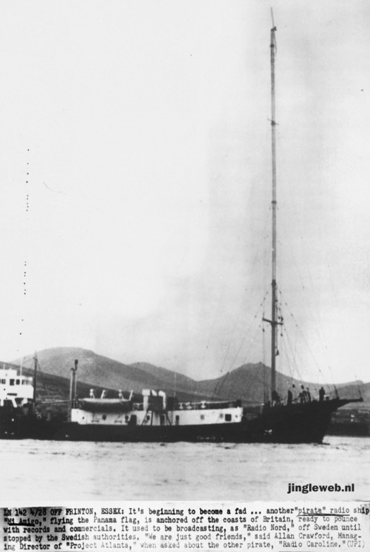 Caroline - 1964 - Falmouth 133