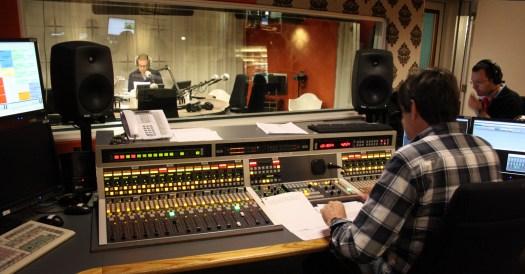 Radio 1 - Studio 2012 012