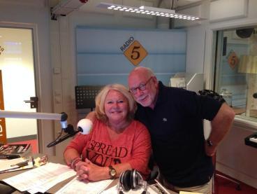 Tineke en Ferry - foto Radio 5