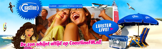 Screenshot Coastline FM 2