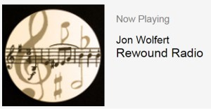 Jon Wolfert - now on the radio