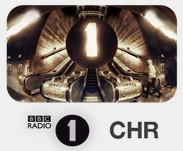 Screenshot BBC Radio 1 PURE Jingles