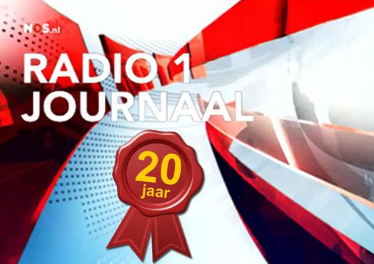 20 jaar Radio 1 journaal