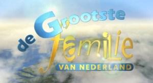 De grootste familie van NL - bron Vimeo Al Kondre