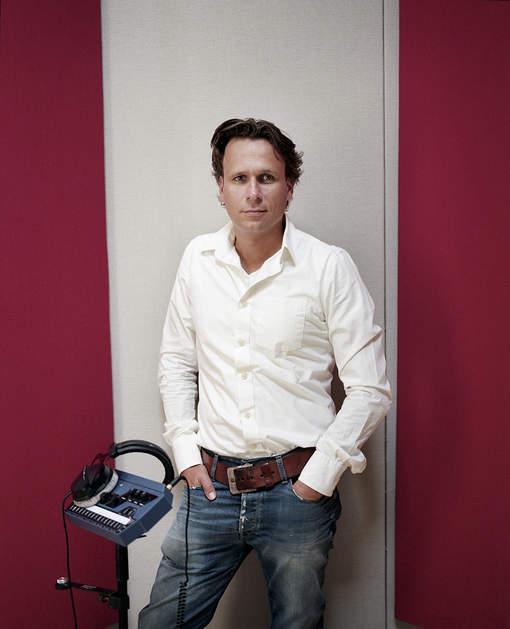 Martijn Schimmer - foto Bart Koetsier