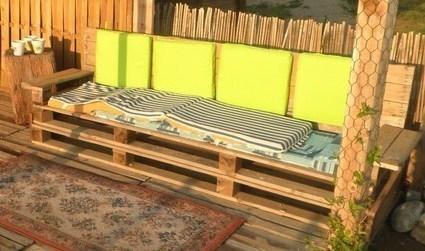 Comment realiser un salon de jardin en palette  Jardin piscine et Cabane