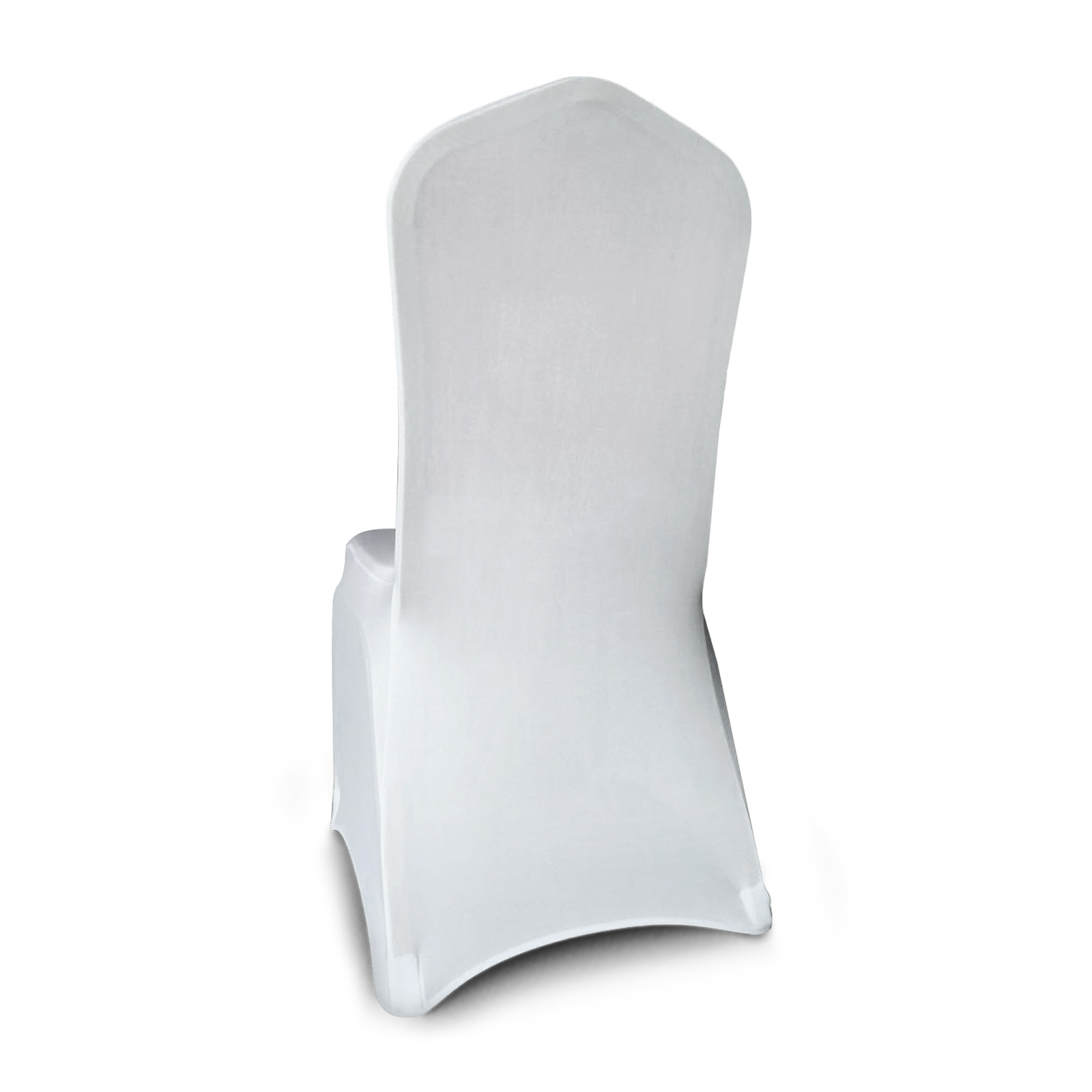 white folding chair covers ebay hanging urban 100pcs stretch spandex seat