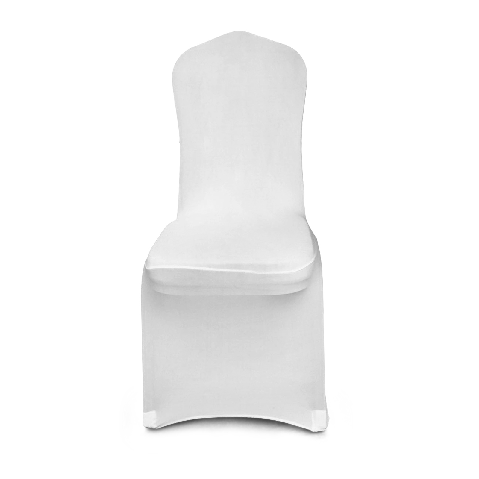 white folding chair covers ebay design classics 100pcs stretch spandex seat
