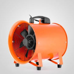 Portable Ventilation Fan For Kitchen Rental 12 Quot Inch Extractor Blower 5m Duct Hose