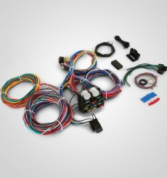 details about pop 12 circuit harness fuse box street hot rat rod wiring car truck new [ 1600 x 1600 Pixel ]