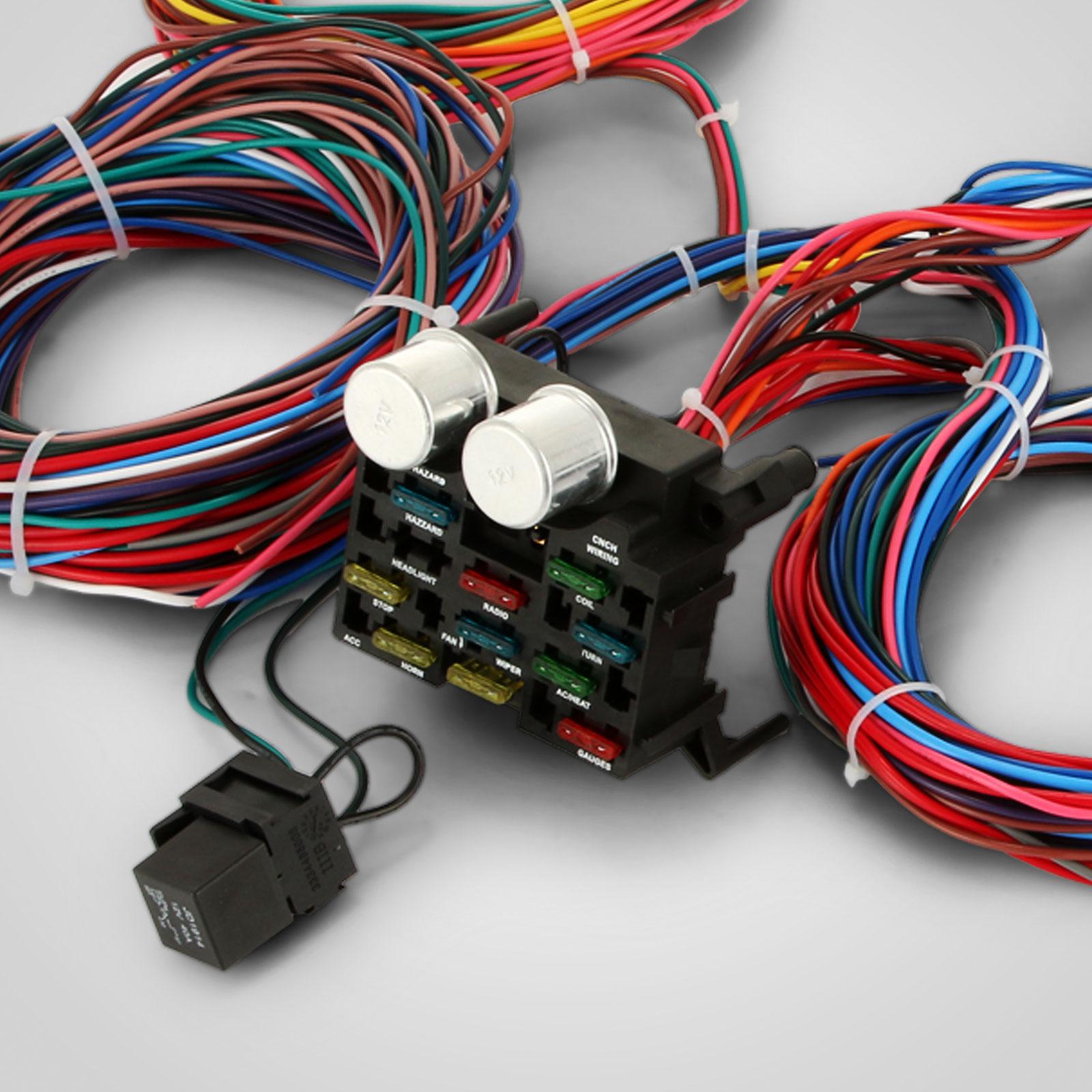 Brand Standard Wiring Harness