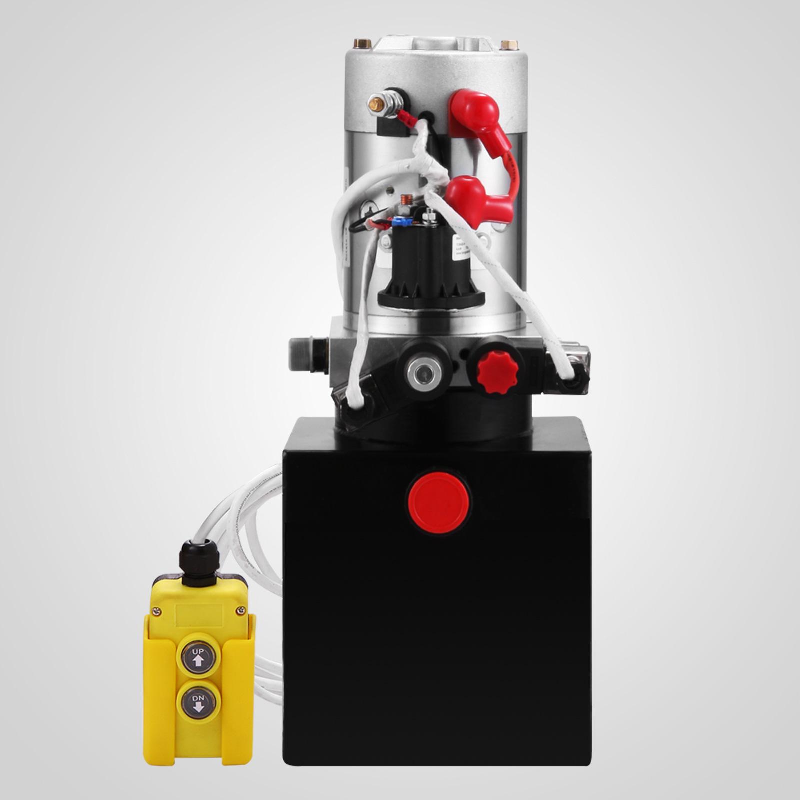 Hydraulic Pump Wiring Diagram On Dc Hydraulic Power Units Wiring