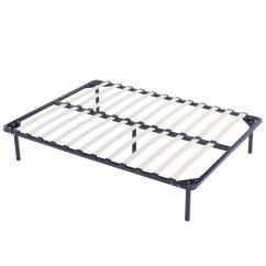 Sofa Bed Slat Holders Sectionals Leather Wood Slats Metal Frame Full Size Rust Resistant