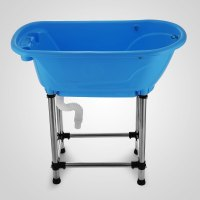 Dog Washing Station Pet Bathing System Wash Elevated Bath ...