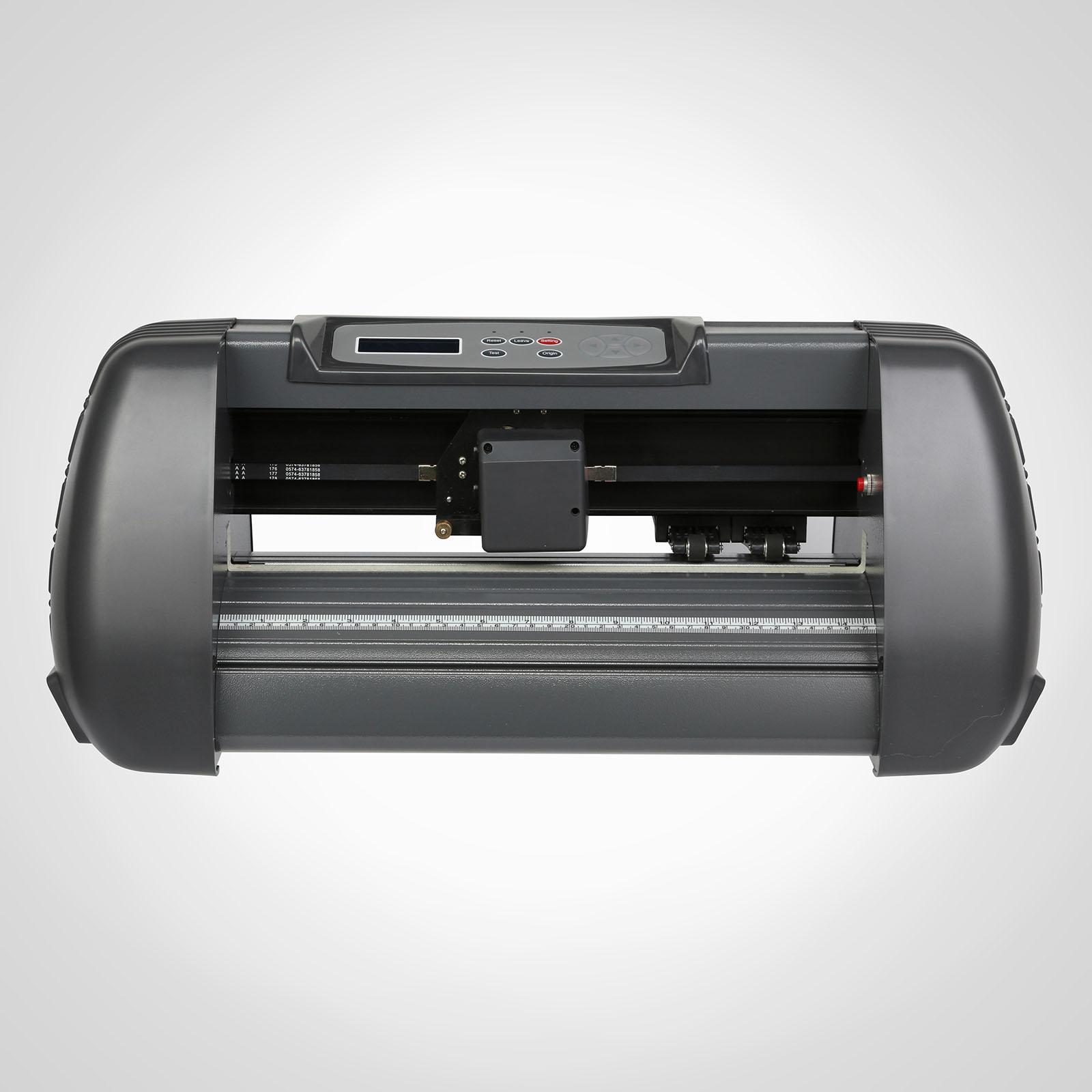 New 14 Vinyl Cutting Plotter Printer Desktop Cutter Artcut Machine Software  eBay