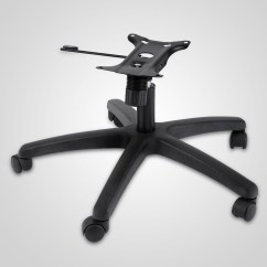 Office Chair Steel Base With Wheels Light Stand Heavy Duty 28 Inch Swivel Bottom Plate Details About Replacement
