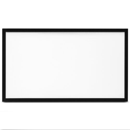 100 16:9 Fixed Frame Projector Screen HD 4K Home Theatre