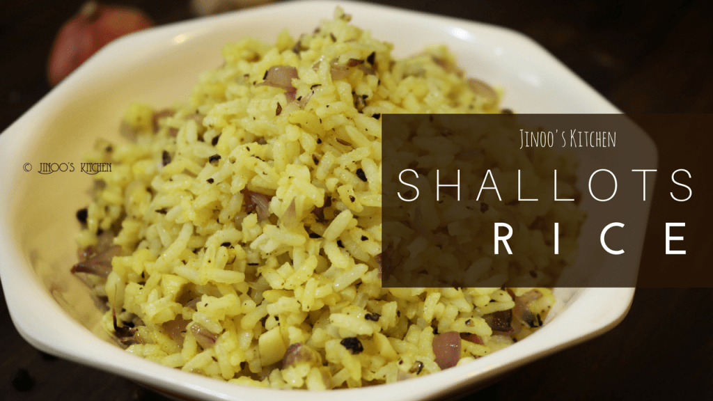 Ulli Choru | Onion Garlic rice | after delivery indian recipes