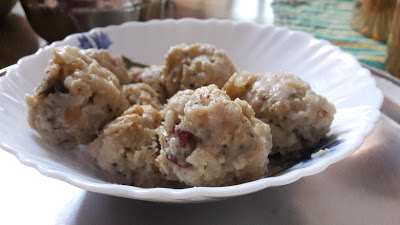 Adai Kozhukattai recipe- mixed cereal Modak Recipe-How to Make Adai Kozhukattai