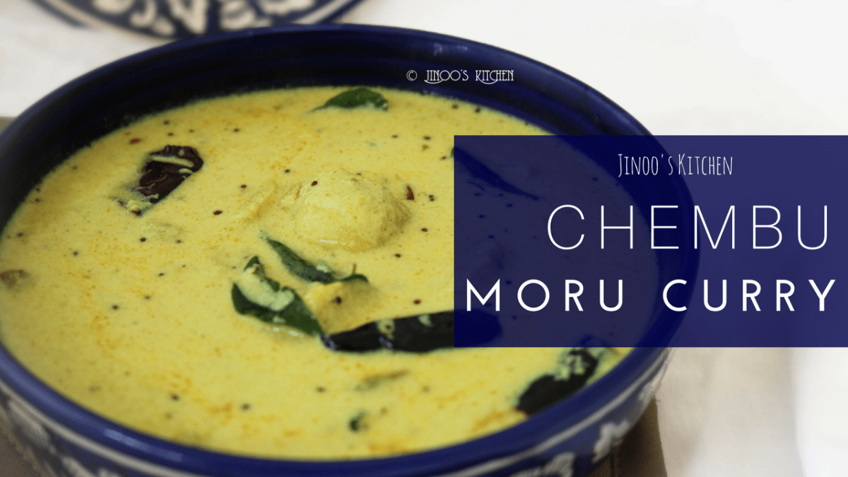 Moru Curry Recipe | Mor kuzhambu recipe | Buttermilk curry