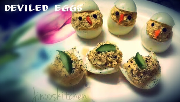 Deviled Eggs/ Stuffed Eggs