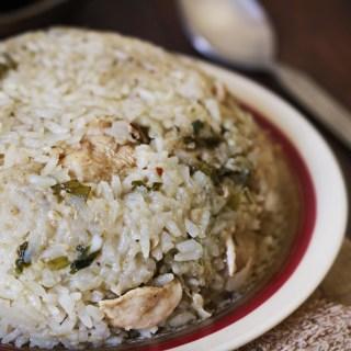 Thalappakatti style chicken Biriyani