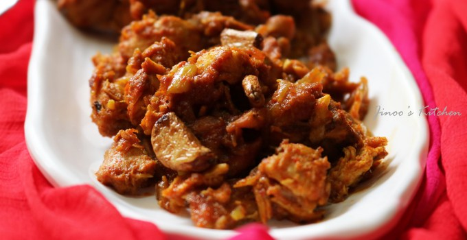 Garlic chicken recipe | How to make Indian garlic chicken fry recipe
