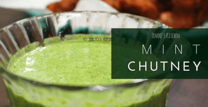 Easy Mint chutney | coriander mint chutney