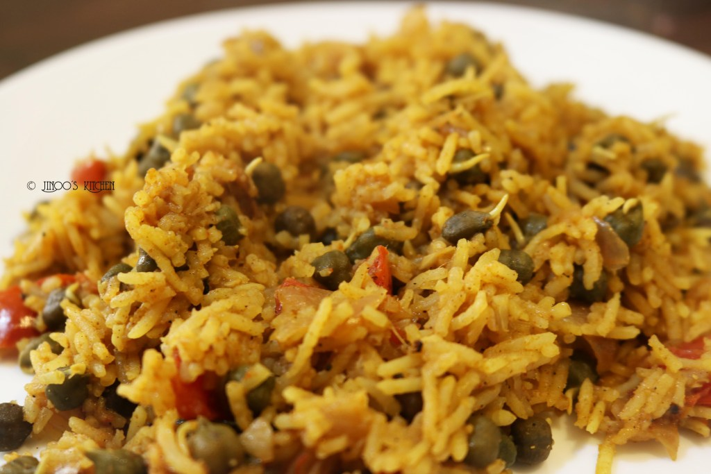 chana pulao recipe | How to make Channa Pulao