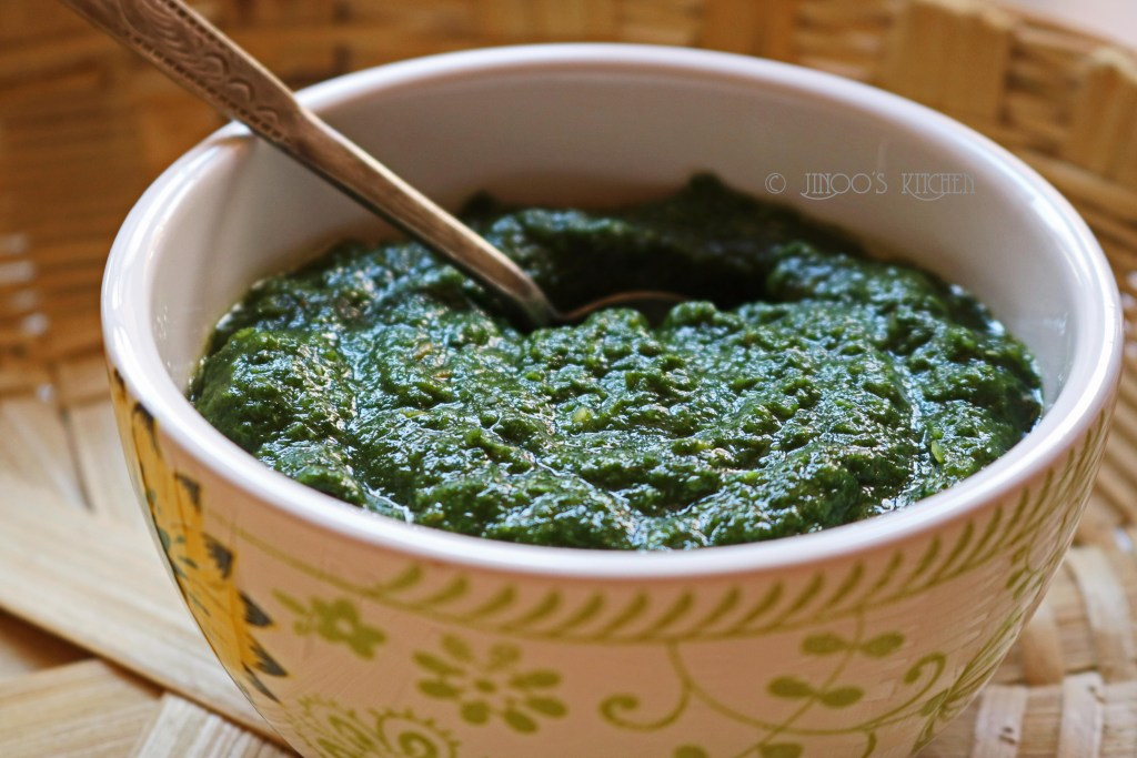 Easy spinach gravy for rice | keerai masiyal recipe south Indian style
