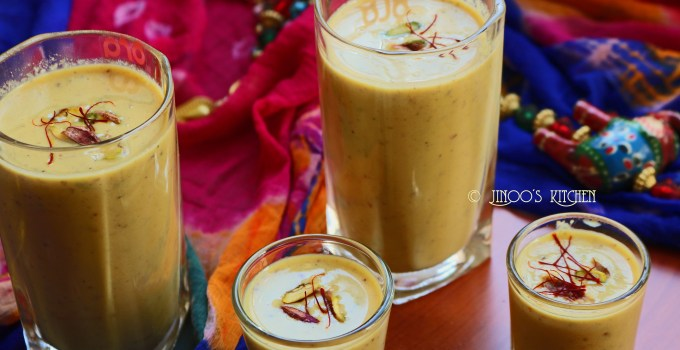 Thandai | holi special recipes | how to make thandai recipe | Instant thandai recipe