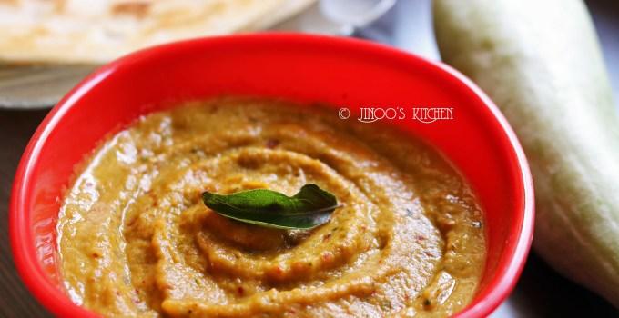 Pudalangai chutney | snake gourd chutney | potlakaya chutney recipe