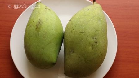 Quick and easy mango pickle recipe