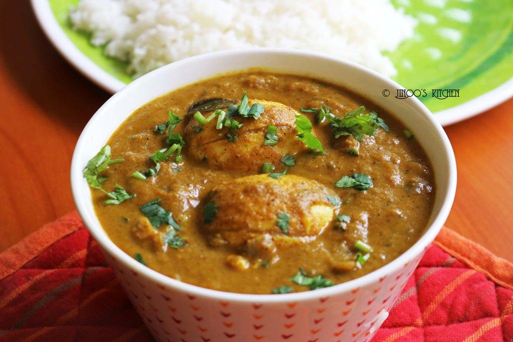 Muttai kulambu recipe | Egg curry tamilnadu style | boiled egg curry