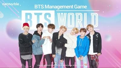 「在《BTS WORLD》中擔任BTS的經紀人吧!」