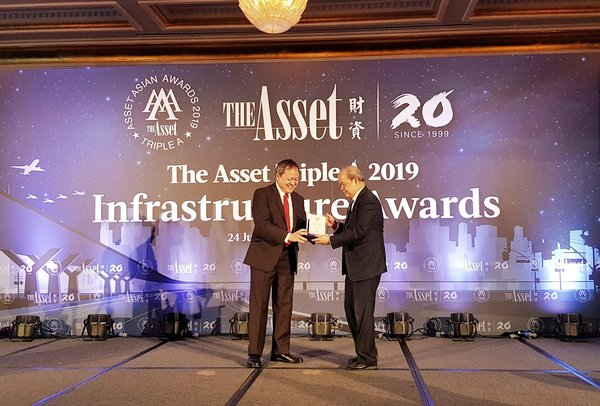 IIGF獲評亞洲「2019年度最佳公私合作機構」