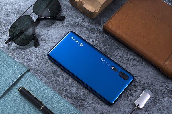 中興通訊首款5G智能手機Axon 10 Pro 5G在北歐國家開售