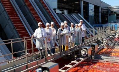 義大利果蔬服務中心開展「歐洲味覺藝術」項目